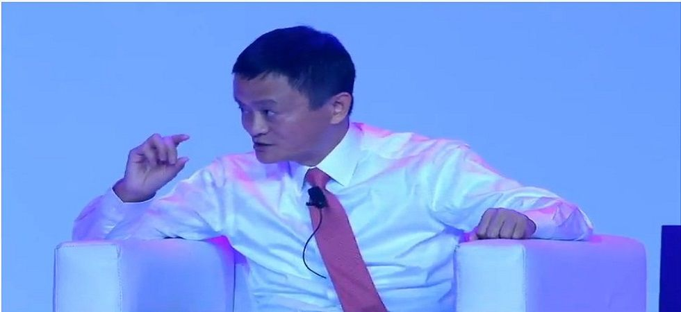 Alibaba's Jack Ma calls trade war 'stupidest thing in the world' (Photo- Twitter/@AlibabaGroup)