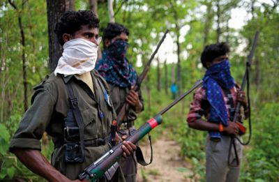 Odisha: Security forces gun down five Naxals in Malkangiri encounter
