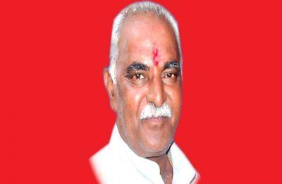 BJP MP poll candidate Devisingh Patel dies