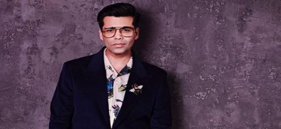Karan Johar has a unique phobia, find out here (Instagrammed photo)