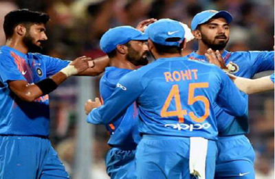 Ind vs WI 2nd T20: India win by 71 runs, clinch series