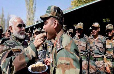 Diwali 2018: Will celebrate with Indian soldiers, PM Modi tells Benjamin Netanyahu
