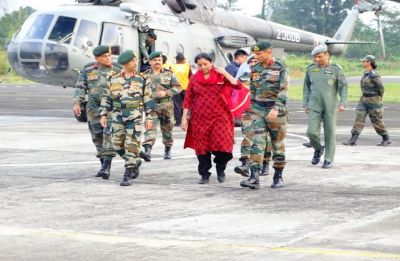 Nirmala Sitharaman to celebrate Diwali with Army troops in Arunachal Pradesh's Dibang Valley