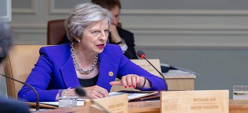 UK Prime Minister Theresa May (Facebook/file)