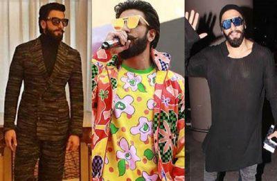 How dashing Ranveer Singh splashed colours on Diwali