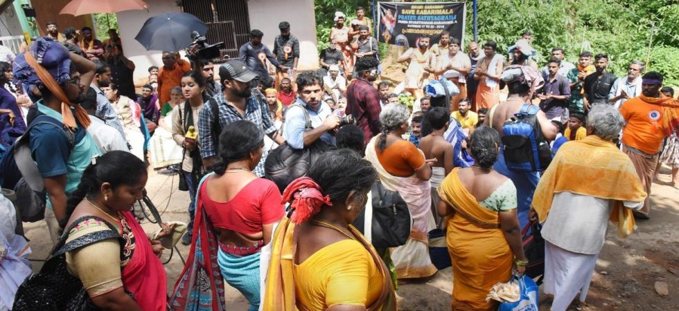 Man arrested in Sabarimala for allegedly assaulting woman, suspecting her to be of menstrual age (Representational image: PTI)