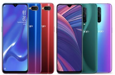 Oppo RX17 Pro, RX17 Neo with waterdrop notch, In-Display Fingerprint scanner launched; know price and specs