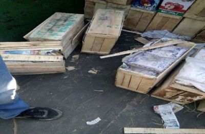 Delhi: Heroin worth Rs 200 crore seized from Azadpur Mandi