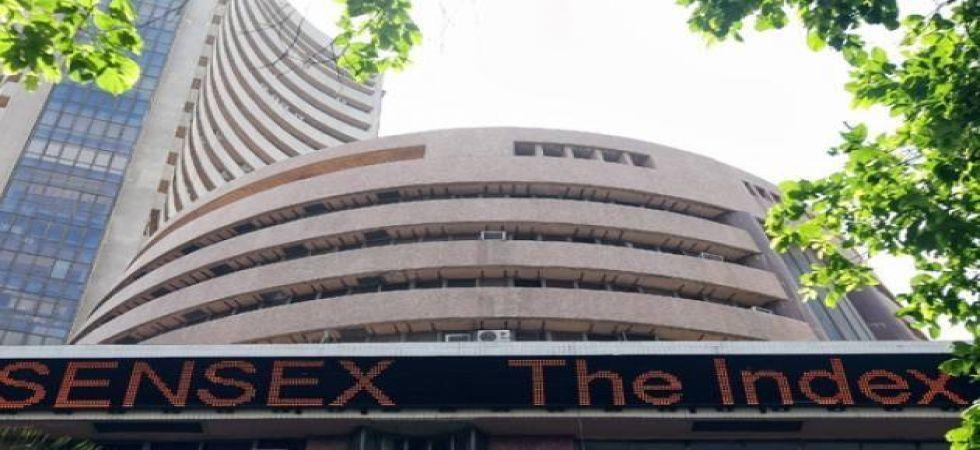 Sensex down over 100 points on weak global cues