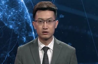 Watch: China introduces world's first AI news anchor