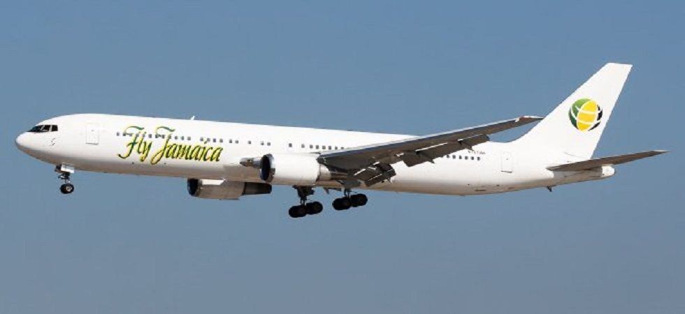 Boeing jet crash-lands at Guyana airport, six injured: Minister (Photo- Twitter)