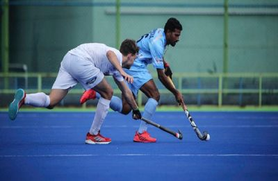 Hockey India names 34 players for junior men's national camp