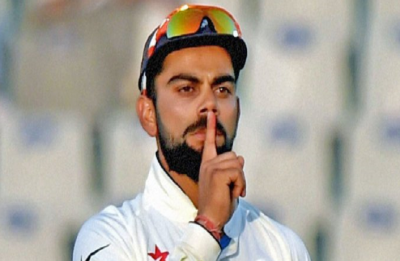This is how former Indian opener reacted to Virat Kohli's 'leave India' comment