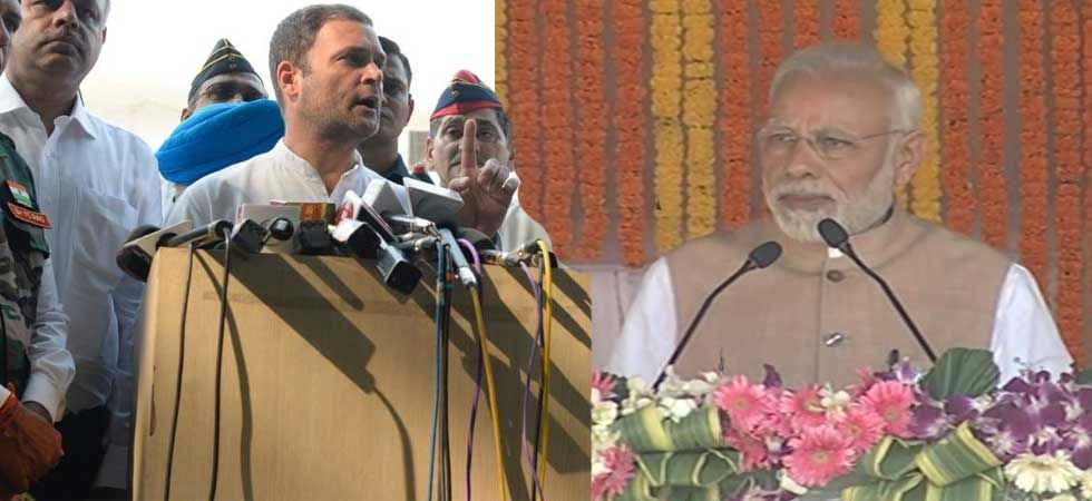 Chhattisgarh elections turn into battle of eloquence as Modi, Rahul hurl vocal bombs