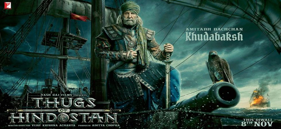 Thugs of Hindostan records highest single-day sale; mints Rs 50.75 cr (Photo Source: YouTube)