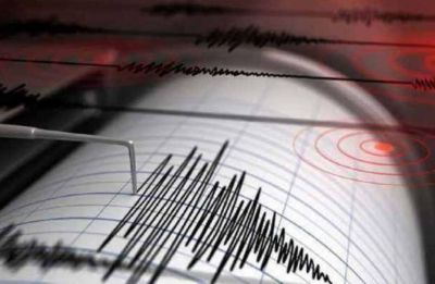 Powerful underwater quake off Norwegian Arctic island