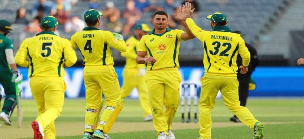 Australia snapped their seven-match losing streak in ODIs with a seven-run win over South Africa in Adelaide. (Image credit: Twitter)