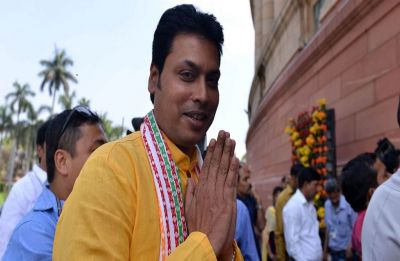 Tripura CM Biplab Deb advises NIT students to become entrepreneurs, not employees