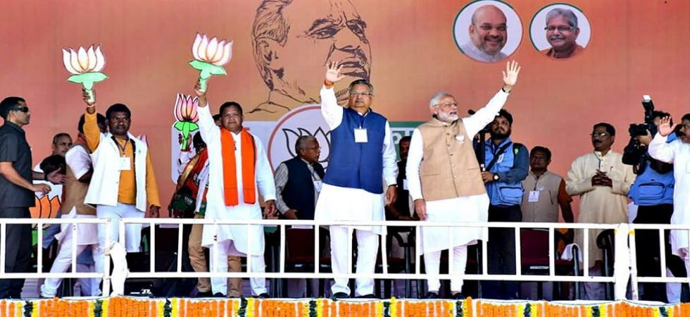 Chhattisgarh Elections 2018: Campaigning for first phase of polls ends (Photo Source: PTI)