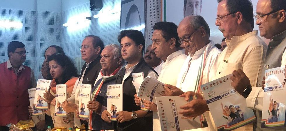 Congress releases manifesto for Madhya Pradesh Assembly polls; know key takeaways