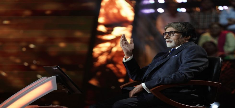 Amitabh Bachchan's Kaun Banega Crorepati 10 has a surprise for Children's Day, find out here (Twitter photo)