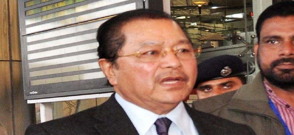 Mizoram Chief Minister Lal Thanhawla (File Photo)
