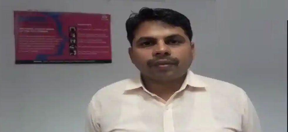 Faridabad: Tata Steel senior manager shot dead by sacked employee (ANI Photo of victim)