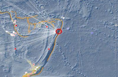 Magnitude 6.2 quake rattles Tonga, no casualties reported