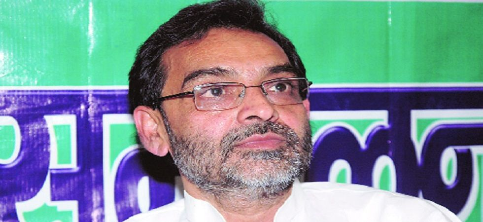 Union minister Upendra Kushwaha. (PTI/file)