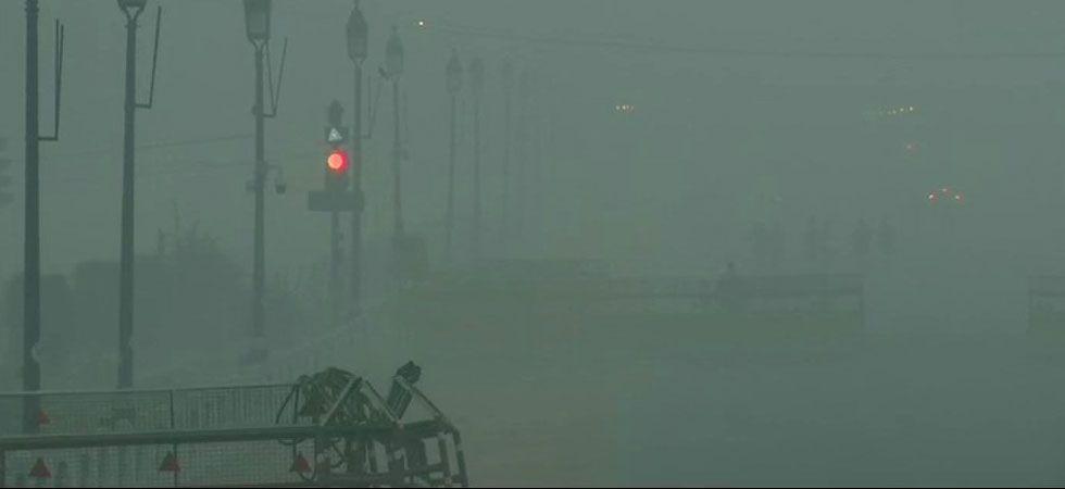 Delhi Smog- ANI Photo