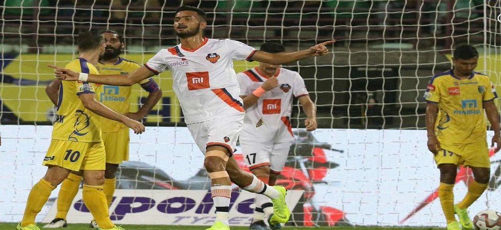 ISL 2018: FC Goa beat Kerala Blasters 3-1 in Kochi (Photo- Twitter/@IndSuperLeague)