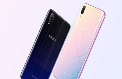 Vivo X21s with waterdrop notch, in-display fingerprint scanner launched