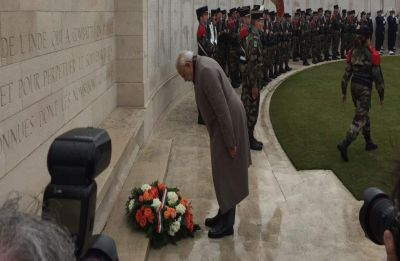 WWI Centenary: PM Modi remembers Indian soldiers who fought for the 'cause of peace'