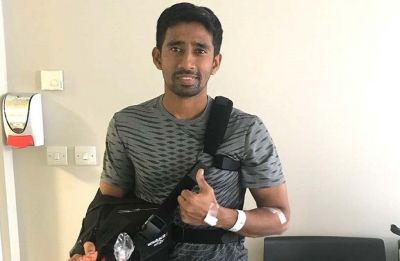Wriddhiman Saha confident of making comeback to cricket after career-threatening shoulder injury