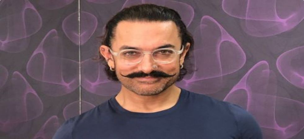 After Thugs Of Hindostan, Aamir Khan gears up for his next magnum opus (Twitter photo)