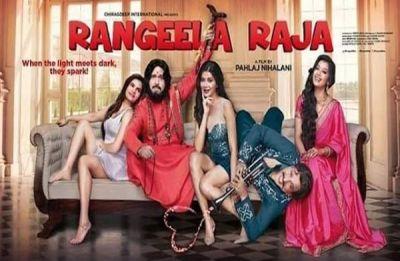 Twitterati not happy with CBFC's take on Govinda starrer Pahlaj Nihalani's Rangeela Raja