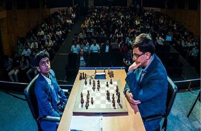 Viswanathan Anand loses on final day, Pentala Harikrishna second in Tata Steel Chess