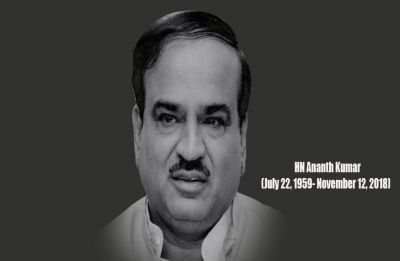 Union Minister Ananth Kumar passes away; lost a valuable colleague, says PM Modi