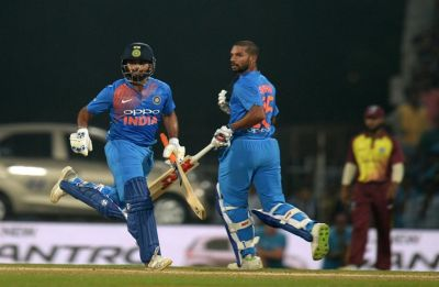Shikhar Dhawan returning to form crucial for India ahead of Australia tour: Rohit Sharma