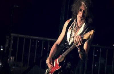 Aerosmith Joe Perry hospitalised, doing well