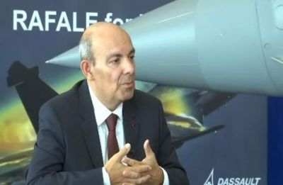 Rafale Deal: We chose Ambani by ourselves, decreased price by 9 per cent, says Dassault CEO