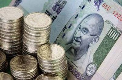Rupee jumps 36 paise against US dollar on crude cool-off