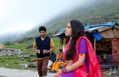 Kedarnath trailer starring Sushant Singh Rajput, Sara Ali Khan clocks 10 million views in less than 24 hours