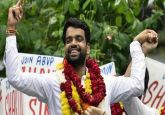 DUSU president Ankiv Baisoya to resign over fake degree case; suspended from ABVP