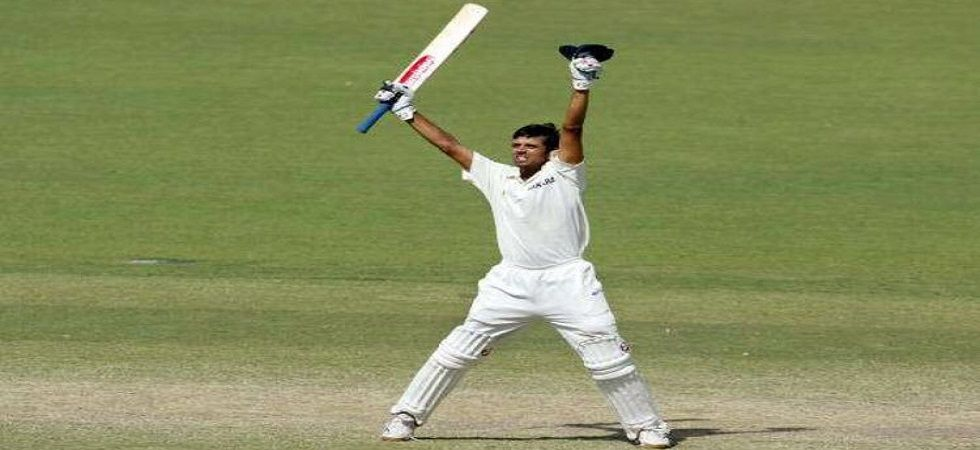 Rahul Dravid's knock of 233 and 72* helped India win a Test in Australia for the first time in 22 years. (Image credit: Twitter)