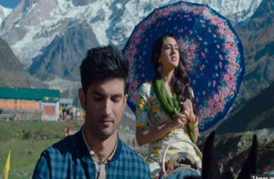 'Kedarnath' new song 'Sweetheart': Sushant Singh Rajput, Sara Ali Khan groove on THIS peppy number