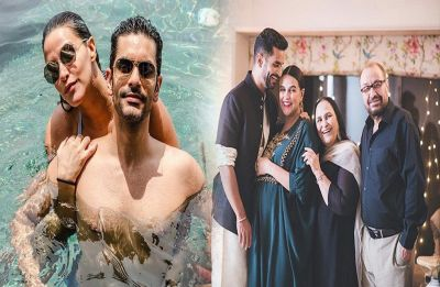 Angad Bedi faced backlash from his angry parents after revealing Neha's pregnancy news