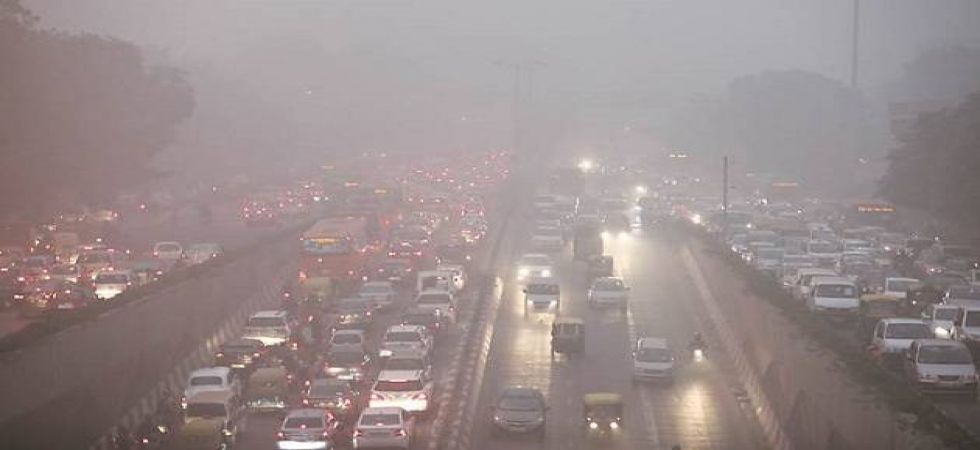 Delhi air quality in 'moderate' category; AQI recorded at 182