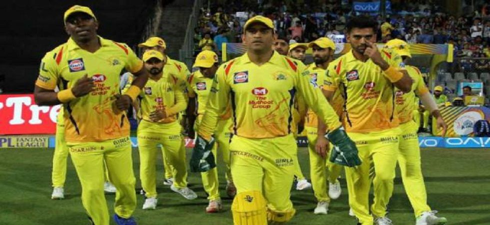 Chennai Super Kings retained 23 players ahead of the IPL Auction which will be held in December 18,19. (Image credit: Twitter)