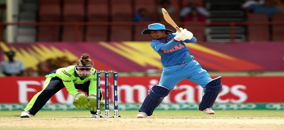 Mithali Raj's fifty helped India enter the semi-final of the ICC Women's World T20 for the first time since 2010. (Image credit: ICC Twitter)